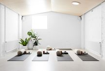 Yoga gym small space
