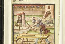 Outils, métiers, savoir-faire medieval