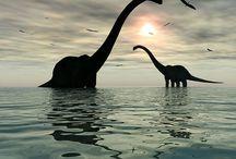 Dinosaurs / by Fernanda Tavares
