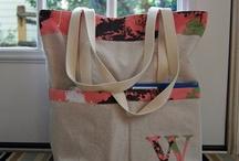 Sewing- purses and totes / by Susan Wayland