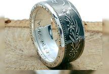 Ringe aus Münzen 1