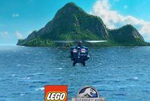 Jurassic World LEGO: The Indominus Escape