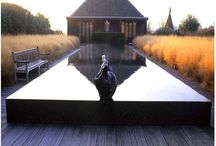 Garden - Reflecting pools