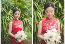 Tea Ceremony Hair/Makeup / Bridal Hair/Makeup for Tea Ceremony. / by MeiLi Autumn Beauty