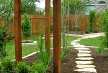 Backyard Landscape / by Coupon Clipping Cook
