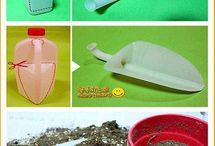 Reuse plastics