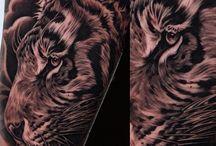 Animals / Tiere Tattoos