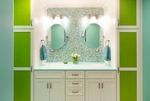 Bathroom Ideas / For our big remodel job / by Just Aspire