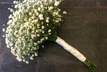 Gyp & hydrangea wedding