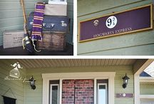 11th Birthday Harry Potter Party / by Deanna Jones