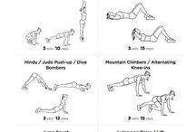 Fitness / Exercises