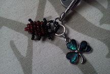 Mes perles / Mes créations en perle (porte clef, bijoux...)