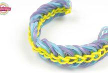 Bransoletki Rainbow Loom World PL / Tutaj dzielimy się zdęciami bransoletek Rainbow Loom, stwórzonych przez projektantów Rainbow Loom World PL.
