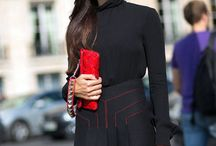Single color: All black