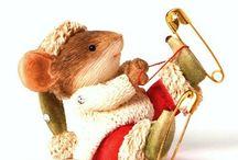 рождество зверушки  Christmas, Nativity, xmas animals,