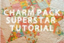 Quilt - Charm Pack quilts