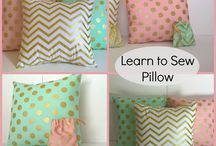 Sew a Cushion