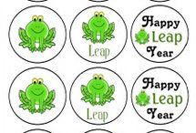 Leap Year 2012 / by Greenville Macaroni Kid