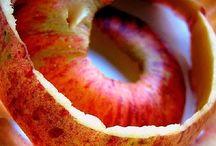 Casca de maçã