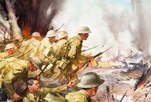 Krig og soldater