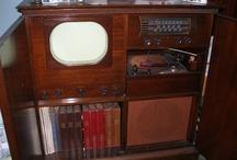 Antique TV's