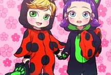 Miraclous LadyBug & Chat Noir