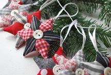 Weihnachten Deko und Geschenke