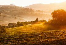 Wedding in Tuscany / Adorable Tuscany landscapes are perfect for celebrating your weddings there