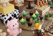 Festa Tema Fazenda