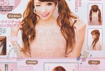Lolita hair