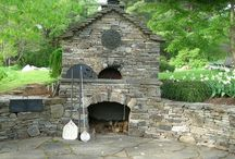 Outdoor kitchen / Ovens