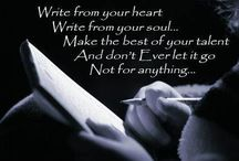 Writing / by Author S.R. Johannes (Shelli)