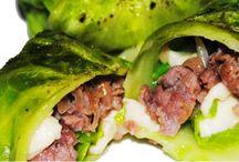 Verza / Ricette con la verza Recipes with cabbage
