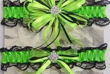 Lime Green Wedding <3