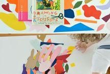 Art lessons ideas