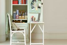 Storage - DESKS/ARMOIRE/ENTERTAINMENT CENTERS / by Andie Kemper