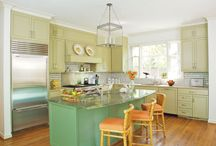kitchens / by Christina Brown