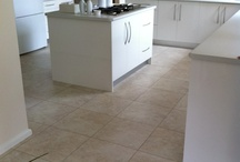 Vinyl and Vinyl Tile Jobs / These are jobs i have completed in vinyl and vinyl tiles over the years. / by Damien Borland