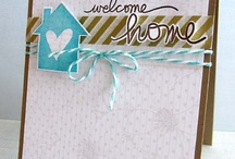 """cards """"home sweet home"""""""