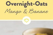 Overnight Oats and Chias