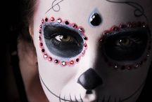 Candy/Sugar Skulls