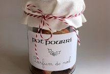 Pot pourri / Recette de pot pourri naturel à faire soi même