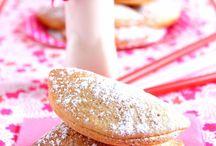 Les biscuits, les sablés, les macarons
