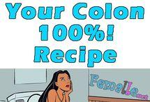 Colon cleansing recipe