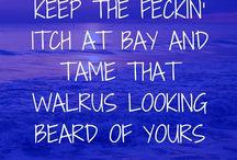 Beards + The Captain