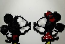 perler beards Disney
