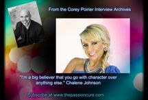 From the Interview Archives / Corey Poirier Interview Archives with Enlightened Super-Achievers