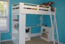 Kids Bedroom / by Kathy Havanki