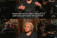 Best of Betty White:D