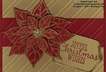 Stampin' Up! Christmas/Winter / by Diane Stader